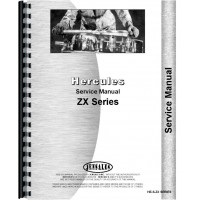 Hercules Engines ZX Engine Service Manual