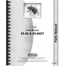 Hesston 55-66 Tractor Parts Manual
