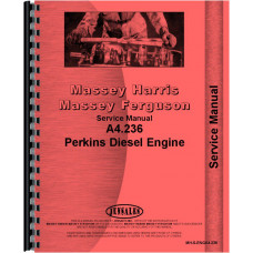 Massey Ferguson 398 Engine Service Manual