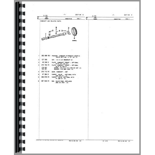 Ih 544 Parts Diagram Wiring Diagram