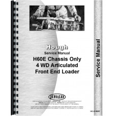 Hough H-60E Pay Loader Service Manual