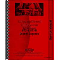 Hough H-90E Pay Loader IH Engine Service Manual