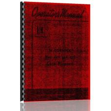International Harvester 450 Corn Planter Operators Manual