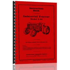 International Harvester I-30 Industrial Tractor Operators Manual (1939)