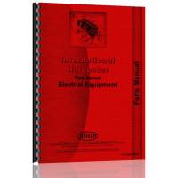 International Harvester Generators and Starters Parts Manual