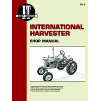 International Harvester Super A Tractor Service Manual (IT Shop)