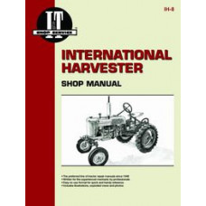 Farmall W4 Tractor Service Manual (IT Shop)