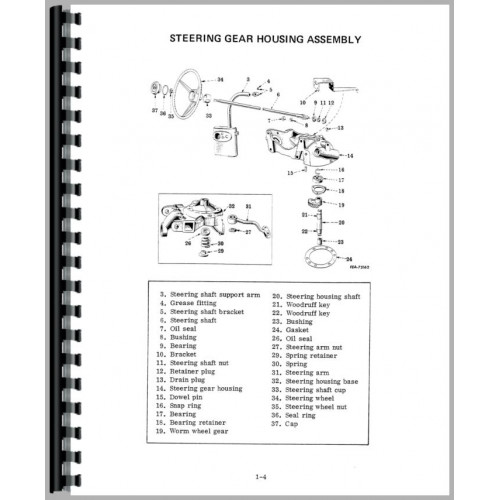 farmall 140 tractor service manual rh jensales com Farmall 140 Parts Diagram farmall 140 service manual download