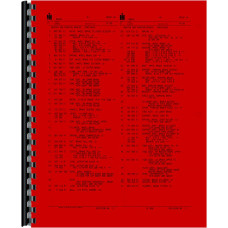 International Harvester 1440 Combine Parts Manual (All SN#) (Chassis)