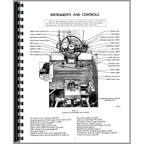 international 1456 internationalfarmall tractors IH Tractor Manuals farmall 1456 tractor operators manual 504 international tractor wiring ih 1456 tractor wiring diagram