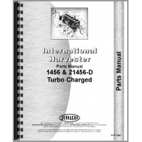 Farmall 1456 Tractor Parts Manual (Diesel Only)