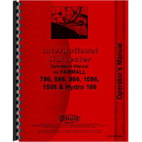 International Harvester 786 Tractor Operators Manual (1980-1981)