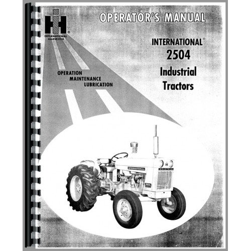 InternationalHarvester 2504 IndustrialConstruction Manual_90214_2 500x500 international 2504 tractor wiring diagram basic wiring  at gsmx.co