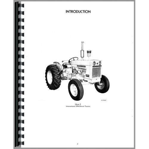 InternationalHarvester 2504 IndustrialConstruction Manual_90214_4 500x500 international 2504 tractor wiring diagram basic wiring  at gsmx.co