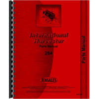 International Harvester 284 Tractor Parts Manual