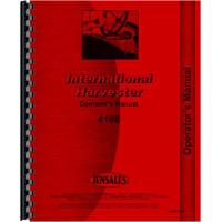 International Harvester 4166 Tractor Operators Manual