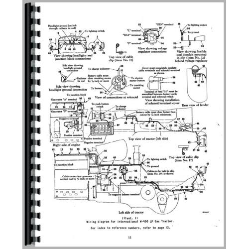 1941 farmall h wiring diagram oil pump wiring diagram