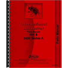 International Harvester 2400 Industrial Tractor Parts Manual (Chassis)