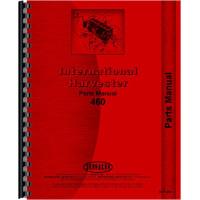 Farmall 460 Tractor Parts Manual
