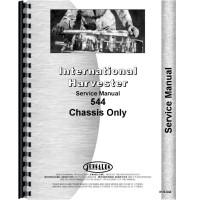 Farmall 544 Tractor Service Manual (Chassis)