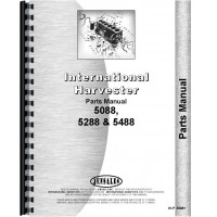 International Harvester 5488 Tractor Parts Manual