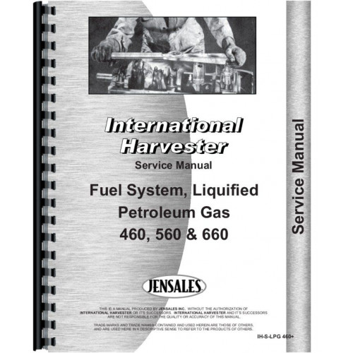 International harvester 460 tractor lp gas service manual fandeluxe Choice Image