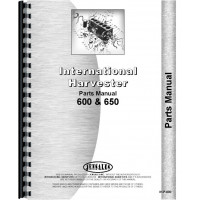 International Harvester 600 Tractor Parts Manual
