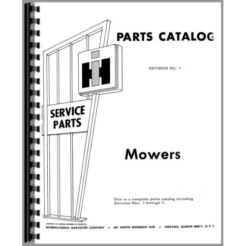 Ih 100 Mower Manual