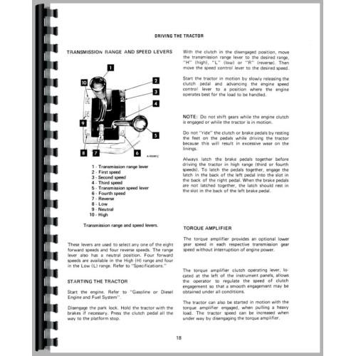 Business & Industrial FARMALL INTERNATIONAL 966 Operators ...