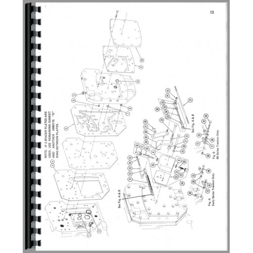30 1086 International Hydraulic Diagram
