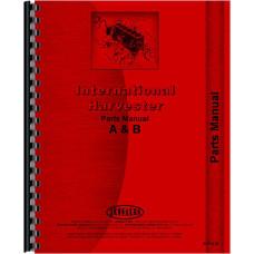 Farmall A Tractor Parts Manual (1939-1947)