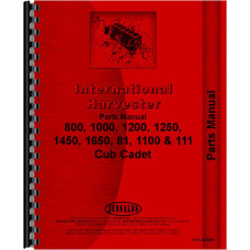 InternationalHarvester CubCadet81 Tractor Manual_91847_1 228x228 huge selection of farmall international cub cadet 81 parts and manuals