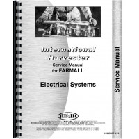 Image of International Harvester Electrical Components Service Manual