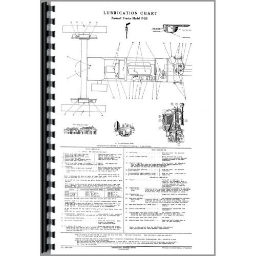alpha-ene.co.jp Farmall F20 Tractor Service Manual 1932-1940 Patio ...