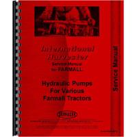 International Harvester Hydraulic Pumps Service Manual