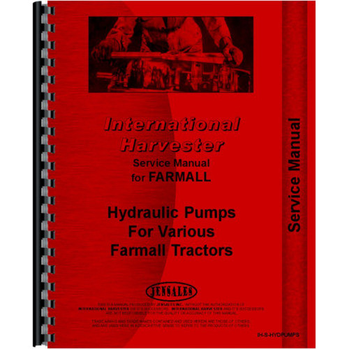 farmall m wiring diagram 350 international harvester pesco and thompson external hydraulic  international harvester pesco and