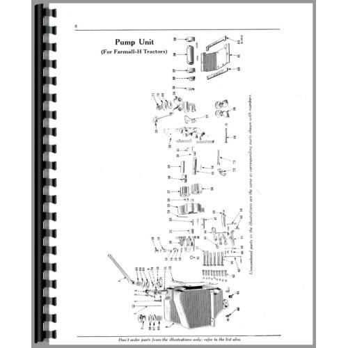 Farmall M Tractor Operators Manual 1939-54 1939-54 Patio, Lawn ...