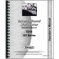 Huge selection of Farmall-International TD15 Parts and Manuals