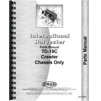 International Harvester TD15C Crawler Parts Manual