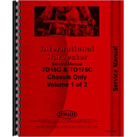 International Harvester TD15C Crawler Service Manual (Chassis)