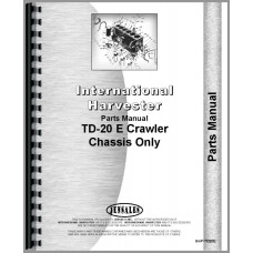 Huge selection of Farmall-International TD20E Parts and Manuals