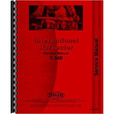 International Harvester T340A Crawler Service Manual