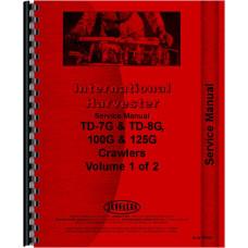 International Harvester TD7G Crawler Service Manual (Chassis)
