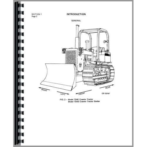 Td8e manual