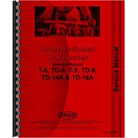 International Harvester T6 Crawler Service Manual