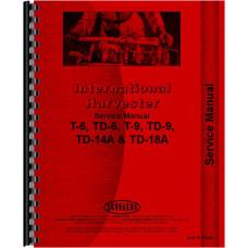 International Harvester T9 Crawler Service Manual