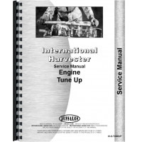 Image of International Harvester Tractor Tune -Up Specs Service Manual (1939-1967)