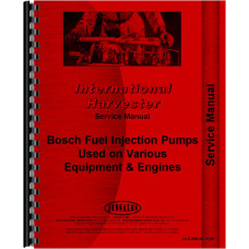 International Harvester DT817B Engine Service Manual