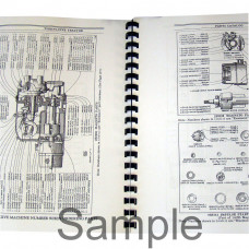 Caterpillar 140G Grader Parts Manual (SN# 81V1-81V381) (81V1)