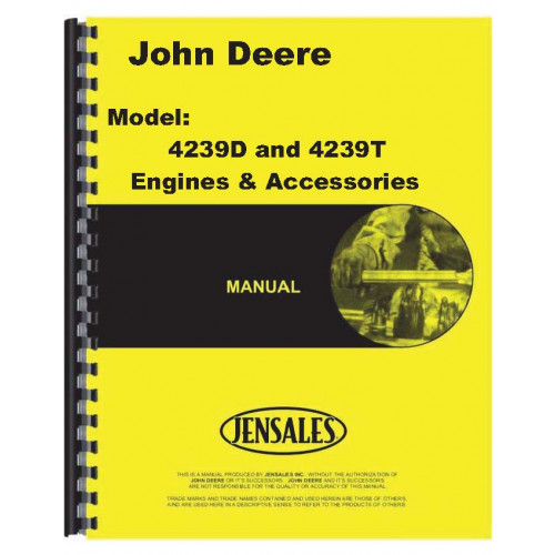 john deere 8450 tractor service manual rh jensales com John Deere 8650 john deere 850 manual pdf